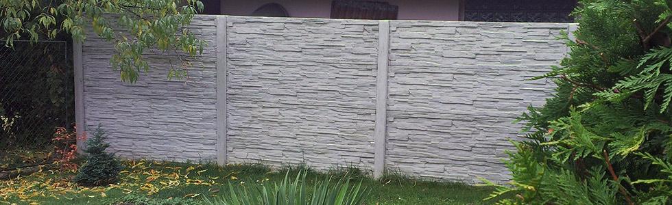 Obrázek plotu